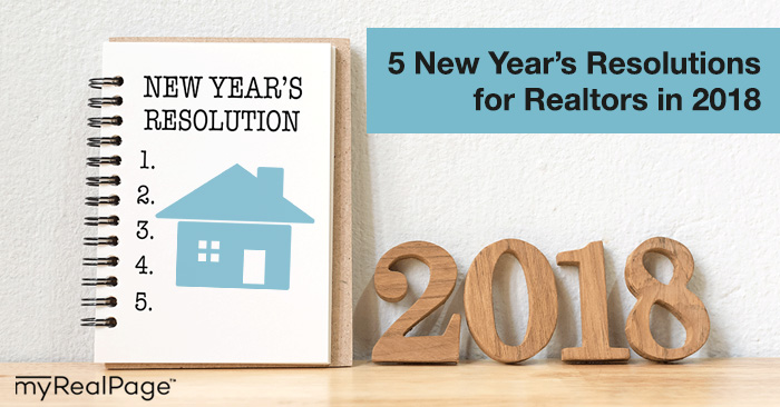 5 New Year's Resolutions for REALTORS in 2018