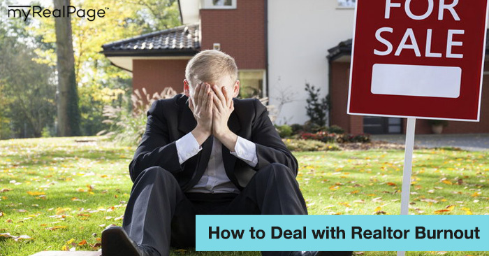 How to Deal with Realtor Burnout