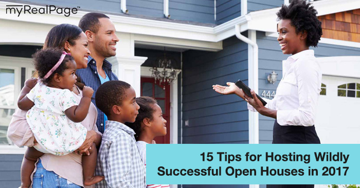 15 Tips for Hosting Wildly Successful Open Houses in 2017