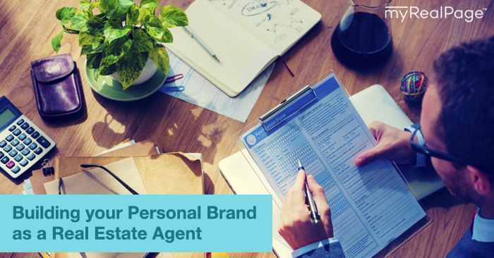 Building Your Personal Brand As A Real Estate Agent