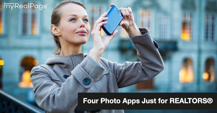 4 Photo Apps Just for Realtors