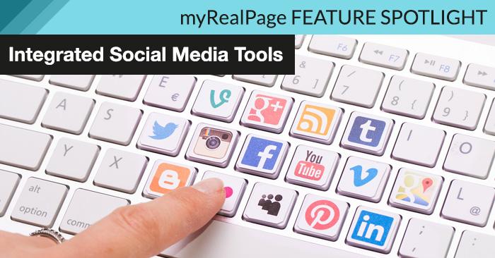Integrated Social Media Tools